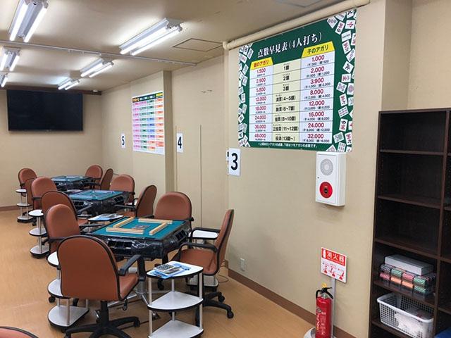 雀荘 岡山健康マージャンの店舗写真