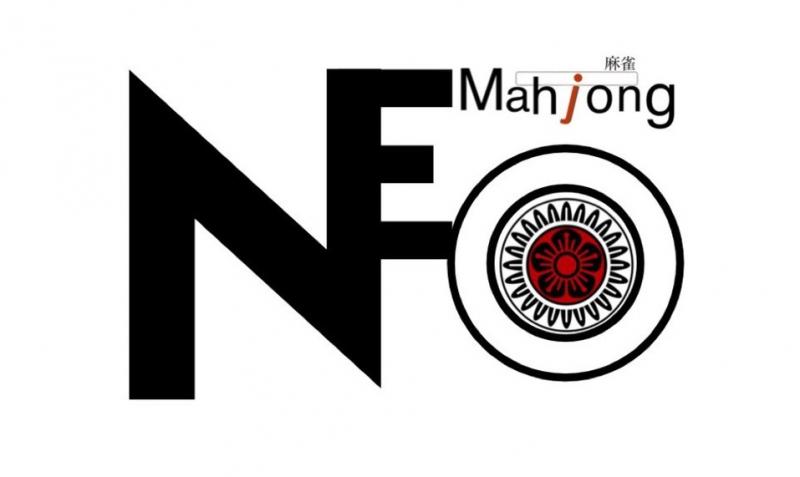 雀荘 麻雀 NEOの店舗ロゴ