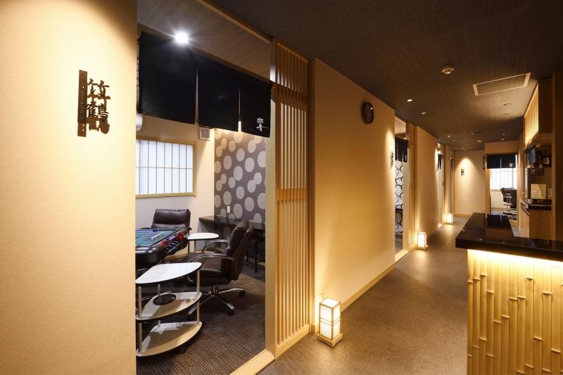 雀荘 個室麻雀 響HIBIKIの店舗写真