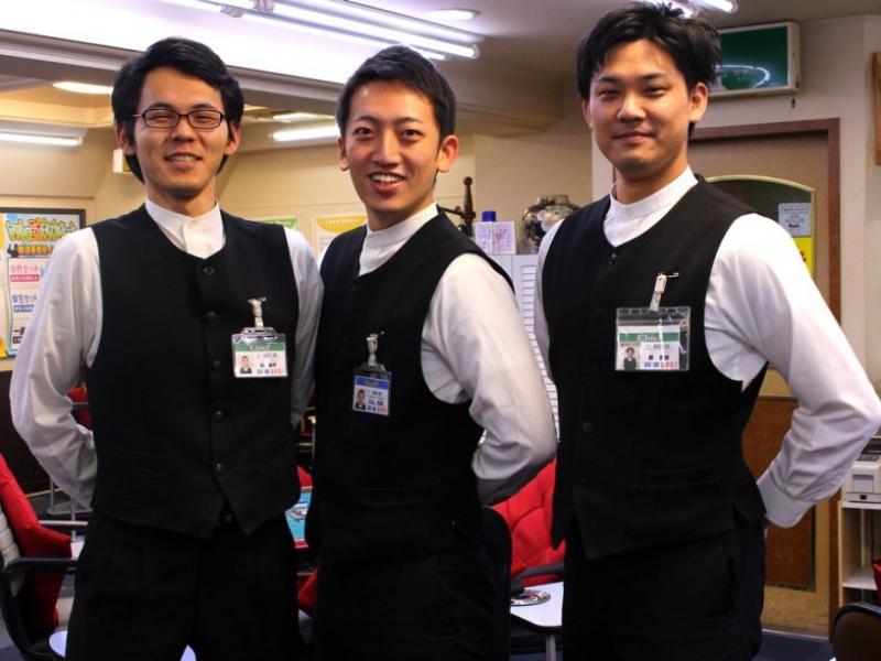 雀荘 スリーファイブ 新宿店の写真4