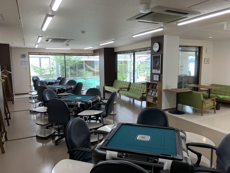 雀荘 mahjong LUKE(マージャン・ルーク)の店舗写真2