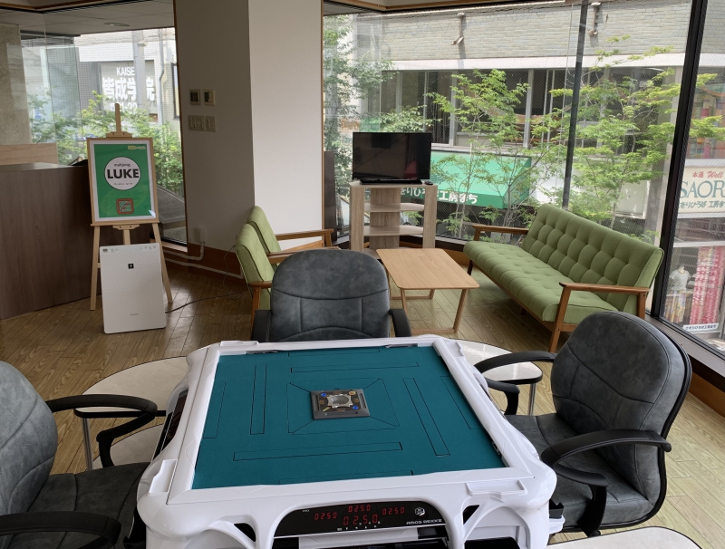 雀荘 mahjong LUKE(マージャン・ルーク)の店舗写真1